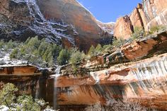 Zion National Park - Emerald Pools Trail (Utah, USA) #bucketlist