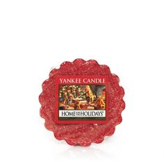Home For The Holidays Tart by Yankee Candles