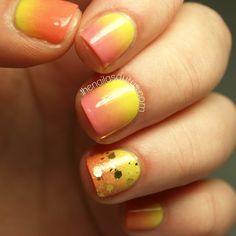 Gradient Nails  #OfficialNailasaurus