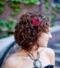 Best Short Curly Hairstyles for womens 2014 <- Hmm... several cute cuts here