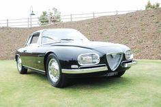 1966 Alfa Romeo 2600 Sprint Zagato ════════════ ❄❄ etsy ☞ https://www.etsy.com/fr/shop/ArtEtPhilatelie?ref=hdr_shop_menu