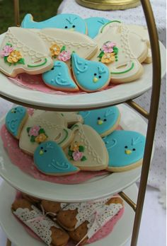 The Party Wagon - Blog - PINKIES UP SHABBY CHIC TEA PARTY