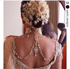 Back jewellery