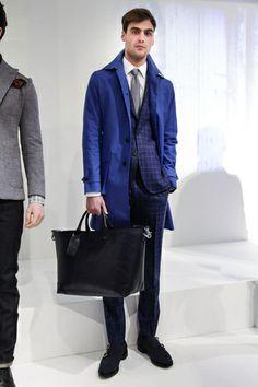 Hardy Amies Menswear Fall Winter 2014 London - NOWFASHION