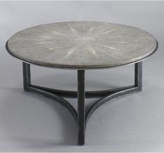 Milo Coffee Table - Shagreen
