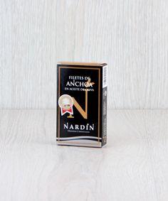 Filetti di Acciughe Selezione in Olio - Mar Cantabrico - Nardin € 15,20