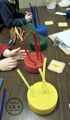 How to Have Small Groups with Preschoolers
