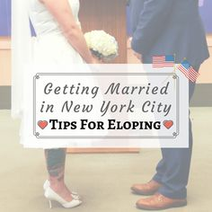 An extensive guide for overseas couples looking at eloping to New York City for a City Hall/City Clerks Office wedding.