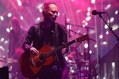 Thom Yorke of Radiohead Grammys 2017, Thom Yorke, Radiohead, 2017 Photos, Coachella, Backstage, Concert, Red, Concerts