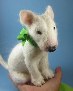 Needle Felted Art by Robin Joy Andreae-looks like Daisy in the childrens' books!