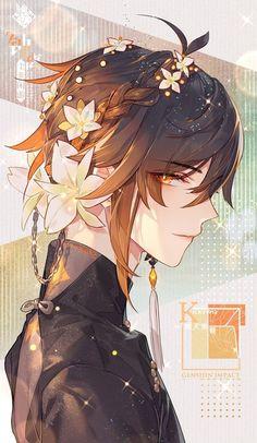 Art Manga, Anime Art, Walpapers Cute, Character Art, Character Design, Anime Lindo, Estilo Anime, Image Manga, Handsome Anime
