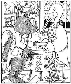 images cachées dans le dessin: fiches à imprimer (ici: poisson, cornet de glace, casquette,....)
