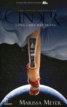 Chroniques Lunaires, T1 : Cinder de Marissa Meyer - Vietnam