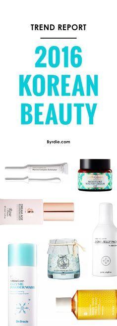 The most popular Korean beauty products                                                http://koreakosmetik.de/
