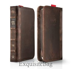 Hottest!!! Book iPhone Wallet for iPhone 4/4s, iPhone 5/5s iphone 5c, samsung galaxy s3/s4/s5/note2/note3, ipad mini leather case wallets on Etsy, $20.99