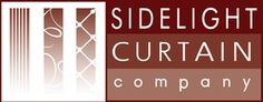 Sheer delight sidelight curtain sidelight panels - 1000 Images About Door Window Treatments On Pinterest