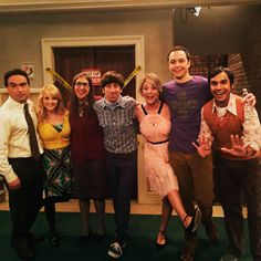 The Big Bang Theory Leonard Hofstadter Sheldon Cooper Penny Howard Wolowitz Rajesh « Raj The Big Theory, Big Bang Theory Funny, Godzilla, Tbbt, Running Gag, Amy Farrah Fowler, Johnny Galecki, Mayim Bialik, Melissa Rauch