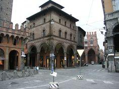 Via Rizzoli, dintorni - BOLOGNA