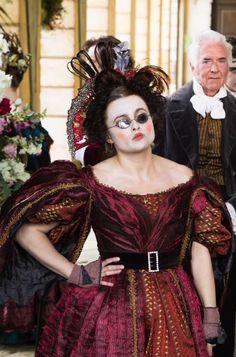 Les Mis (2012) - Helena Bonham Carter. Costume Designer: Paco Delgado