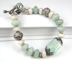 Handmade Sterlings Silver and Gemstone Bracelet by the Bracelettree: A Day at Churchill
