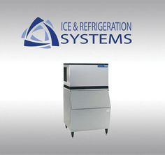 ITV 470lb Ice Machine Maker with Ice Bin Energy Star Certified Full Dice Ice | 817-888-3056
