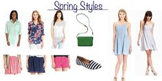 Purple and Pearls : Spring Styles