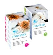 Eco friendly option for your period!  The Mooncup can last up to 10 years and only $30 ordering online!!!