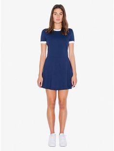 Ringer T-Shirt Dress