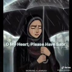 Islamic Quotes Sabr, Best Islamic Quotes, Quran Quotes Love, Quran Quotes Inspirational, Allah Quotes, Muslim Couple Quotes, Muslim Quotes, Allah Help Me, Sabar Quotes