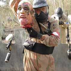 The Zombie Slayer! Mayor Of London, Uk Today, Delta Force, Working Together, Paintball, Football Players, Zombies, Apocalypse, A Team