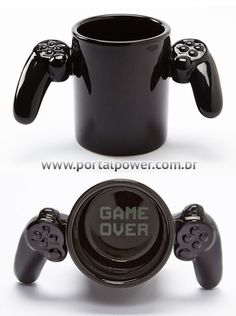 Game Controller Coffee Mug Video Game Rooms, Geek Decor, Game Room Design, Cute Cups, Gamer Room, Cool Mugs, Cool Inventions, Game Controller, Playstation