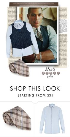 """""""Nathan Owens II"""" by lubinesse ❤ liked on Polyvore featuring Tommy Bahama, Valentino, Ralph Lauren, men's fashion and menswear"""