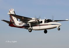 Aero Commander 500S s/n 3051 (1969) N811PJ by Barry Griffiths CAD, via Flickr