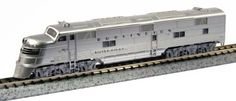 """Best price on Kato USA Model Train Products EMD E5A #9911A CB and Q """"Silver Pilot"""" N Scale Train  See details here: http://happykidstore.com/product/kato-usa-model-train-products-emd-e5a-9911a-cb-and-q-silver-pilot-n-scale-train/    Truly a bargain for the new Kato USA Model Train Products EMD E5A #9911A CB and Q """"Silver Pilot"""" N Scale Train! Have a look at this budget item, read customers' opinions on Kato USA Model Train Products EMD E5A #9911A CB and Q """"Silver Pilot"""" N Scale Train, and…"""