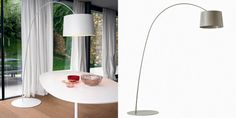 4 Fascinating & Modern Floor Lamps Recommended for Dining Rooms - see more at http://modernfloorlamps.net/fascinating-modern-floor-lamps-recommended-dining-rooms/
