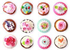50 Stunning Cupcakes