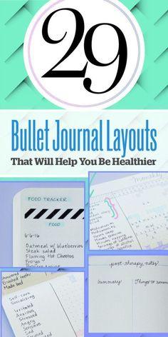 29 Bullet Journal La