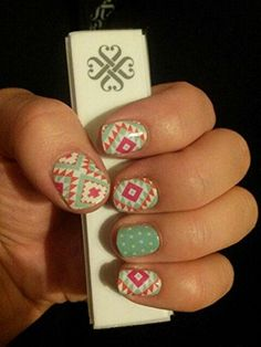 Jamberry Nail Wraps Half Sheet MARCH EXCLUSIVE