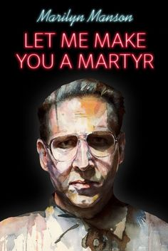 See the new trailer for LET ME MAKE YOU A MARTYR starring Marilyn Manson as a sadistic hitman right here at iHorror.com!