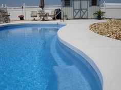 Concrete Pool Coping 2