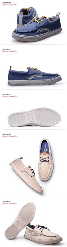 Couple Shoes Womens Hemp Canvas Board Slip-on Flat Low Loafers Shoes Walking Shoes