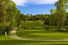 Beautiful golf course in Fairhope, Alabama.  #vacation #golf #golfing