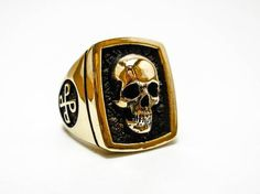 Phantom ring, Skull ring, Silver ring, 925 Sterling Silver Style Heavy Biker Harley Rocker Men's Jewelry, The PHANTOM Lee Falk Skull Jewelry, Gothic Jewelry, Jewelry Shop, Gold Jewelry, Jewelry Rings, Jewelry Accessories, Diamond Jewelry, Handmade Jewelry, Skull Rings