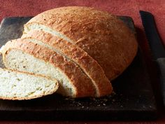 Get Sesame-Anise Bread Recipe from Food Network