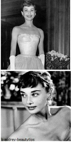 Time Tested Beauty Tips * Audrey Hepburn Forever *-オードリー・ヘップバーン