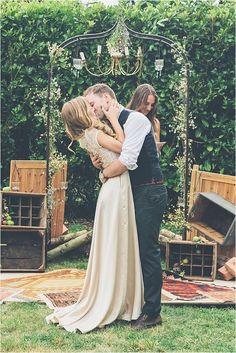 A rustic meets Midsummers Night Dream Wedding…