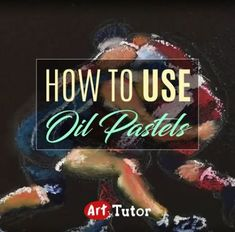 Learn Drawing Learn how to use and exploit the various types of oil pastels in this introductory tutorial by artist Gavin Mayhew. Oil Pastel Art, Oil Pastel Drawings, Pastel Paintings, Pastel Portraits, Beautiful Drawings, Cool Drawings, Oil Pastel Techniques, Crayon Crafts, Diy Crafts