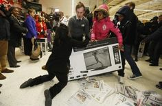 Black Friday brawl videos are how rich people shame the poor - The Washington Post