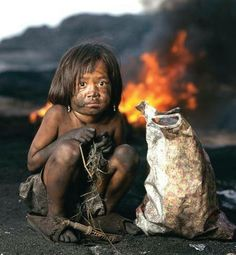 ideas for poor children photography sad life