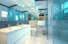 IMG 2360 hdrCombo V1 copy - Modern - Bathroom - Images by PsLuxuryRentals.com | Wayfair